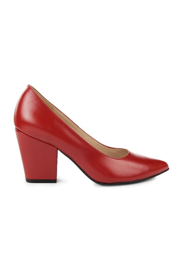 Czerwone czółenka Tessa