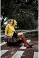 Brązowe kozaki Margaret - Zdjęcie nr 3
