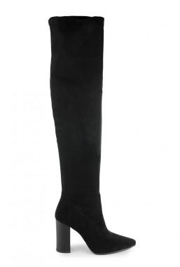 Czarne kozaki Georgia