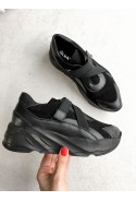 Czarne sneakersy Unice
