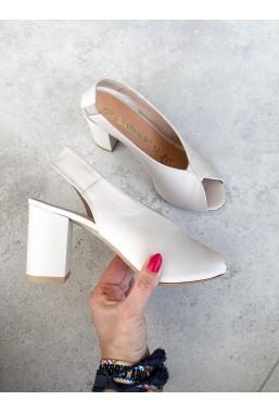 Beżowe sandały Violette
