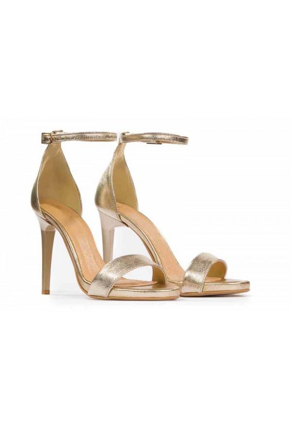 Złote sandały Sammy