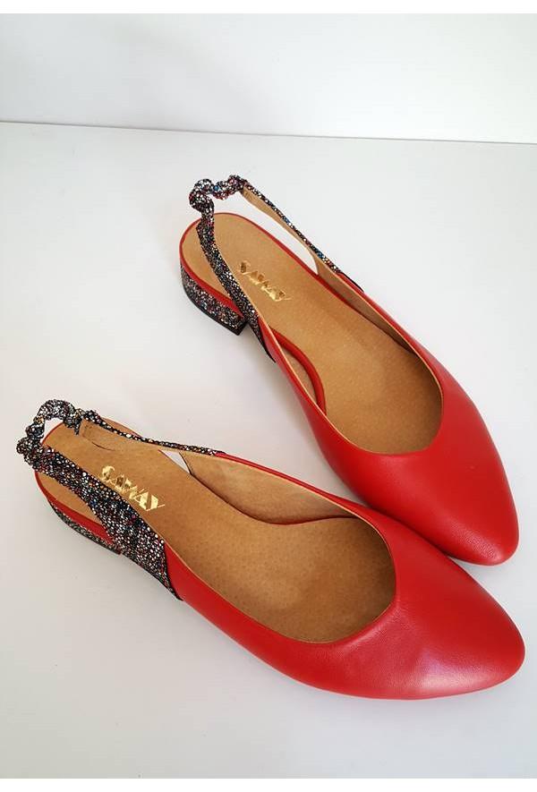 Czerwone baleriny Maledi