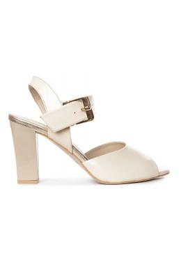 Beżowe sandały Malachi