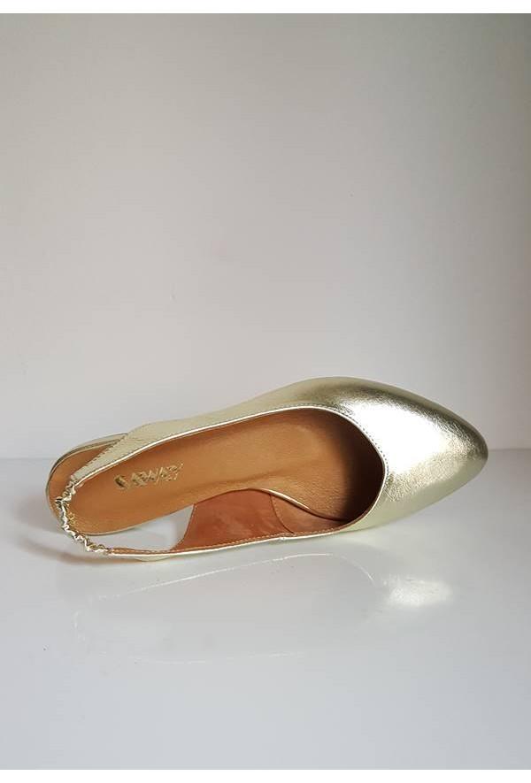 Złote baleriny Maledi