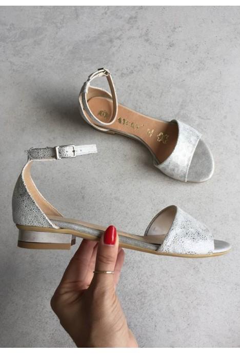 Sandały Suzanne multikolor