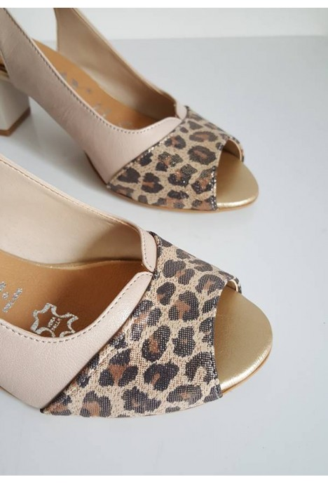 Beżowe sandały Linza II