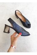 Grabnatowe sandały Rahima