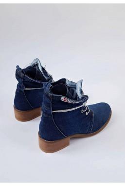 Botki Telma jeans