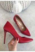 Czerwone szpilki Nelle