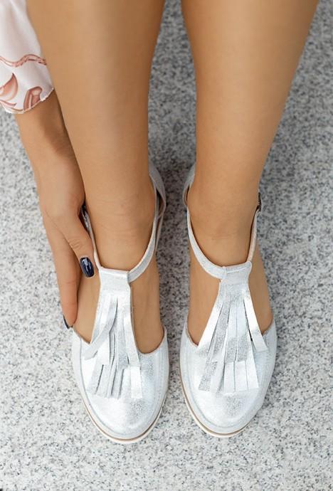 Srebrne baleriny Emiliana