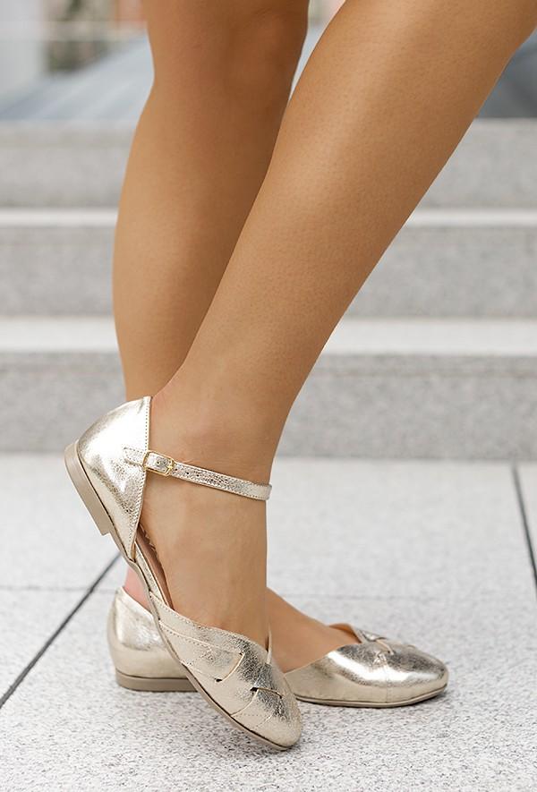 Złote baleriny Marianna