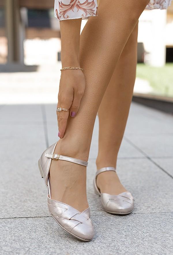 Srebrne baleriny Marianna