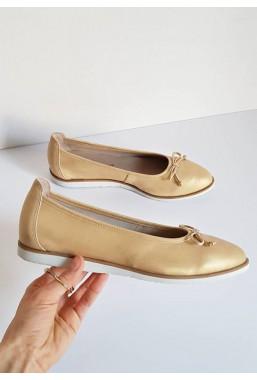 Złote baleriny Jamella