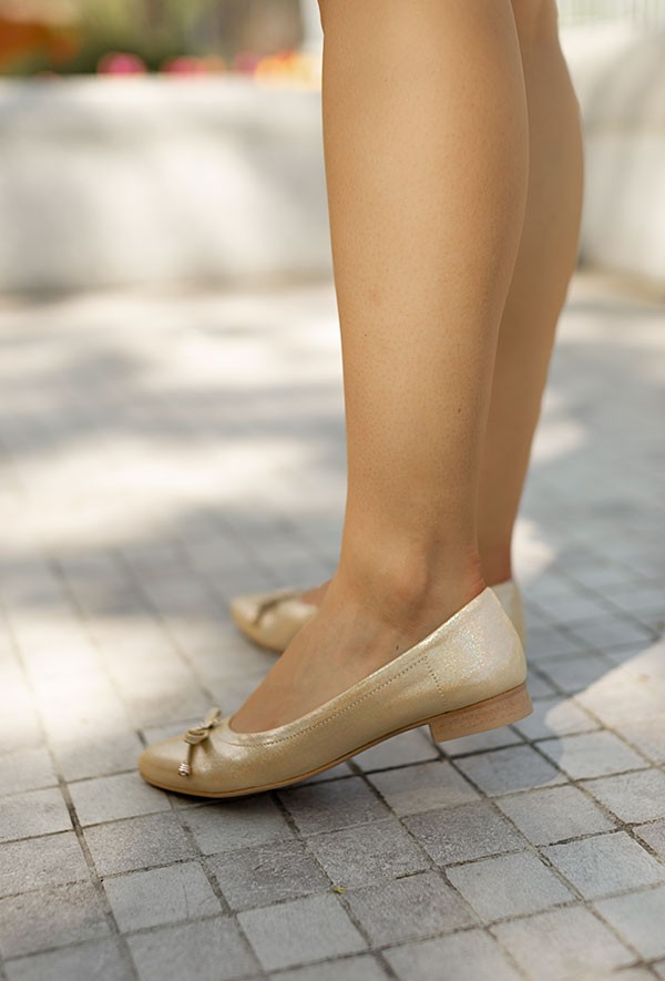 Złote baleriny Isidora