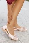 Różowe baleriny Micaela