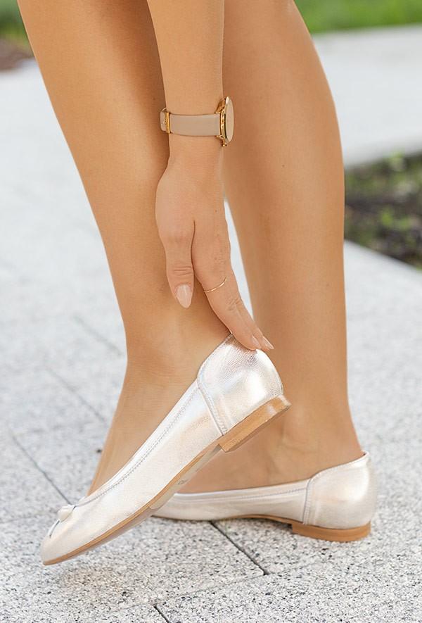 Złote baleriny Esther