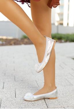 Srebrne baleriny Arely
