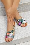 Kolorowe sandały Alexis