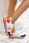 Białe sneakersy Jerby
