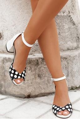 Białe sandały Aloha