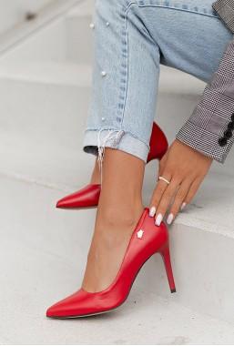 Czerwone szpilki Miren