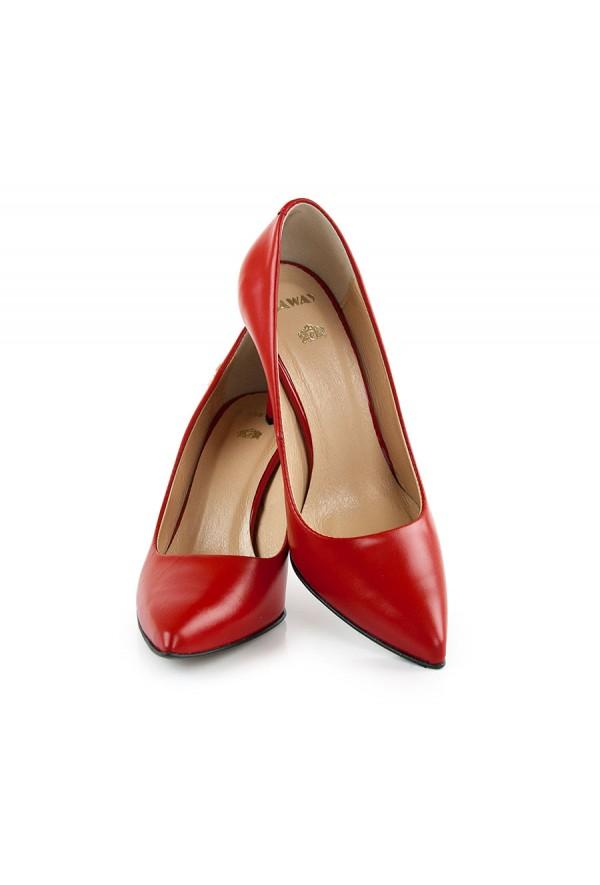 Czerwone szpilki Effie
