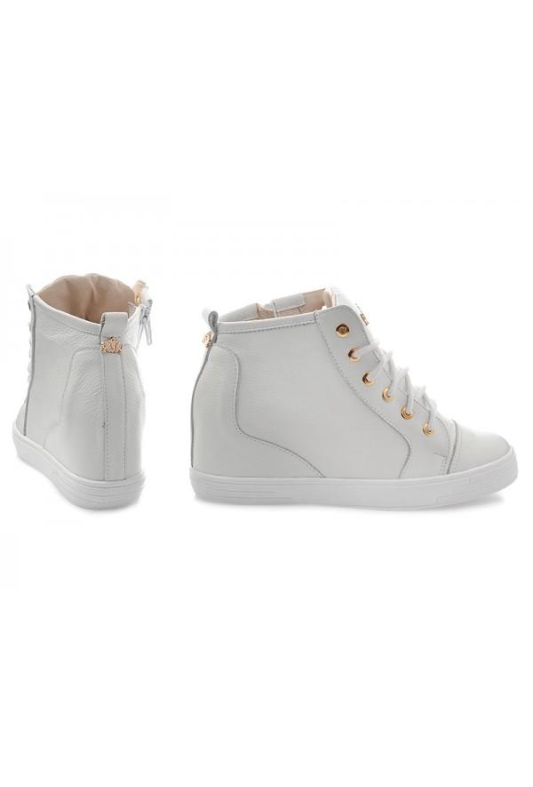 Białe sneakersy Maia