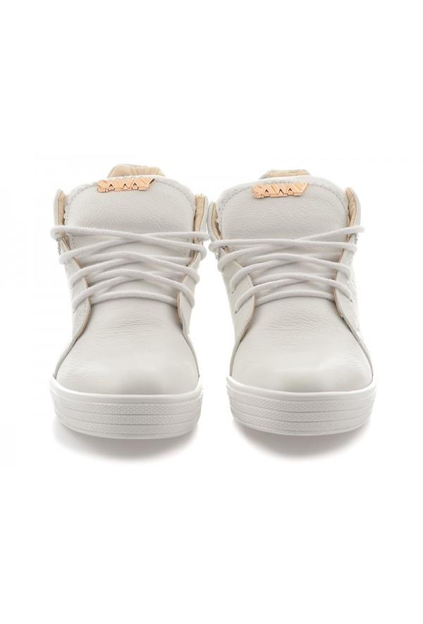 Białe sneakersy Cloe