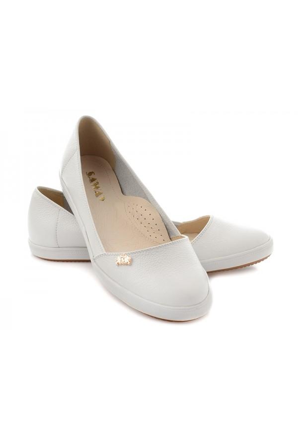 Białe baleriny Lana