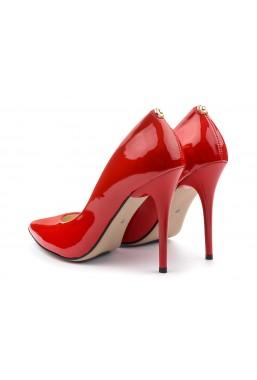 Czerwone szpilki Bella