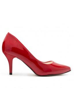 Czerwone szpilki Laura