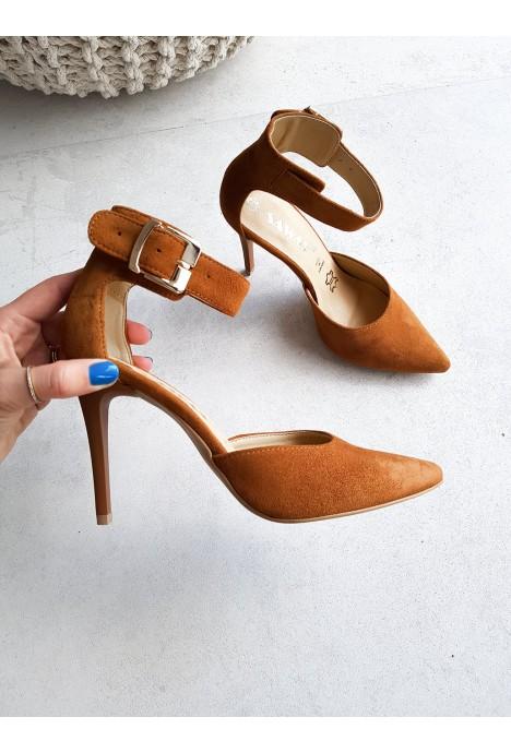 Czym wyczyścić buty zamszowe?